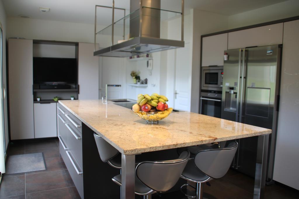 Annonce vente maison magnanville 78200 174 m 520 000 - Halle d entree ...