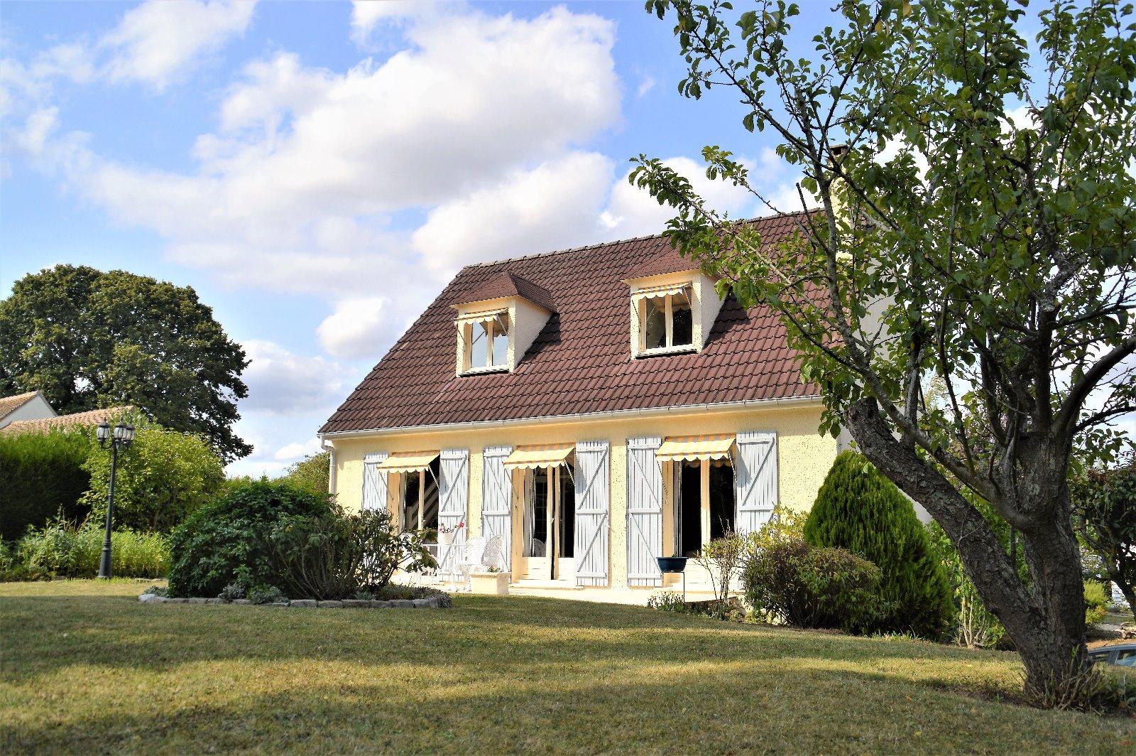 Annonce vente maison magnanville 78200 115 m 250 000 for Vente de bien immobilier atypique