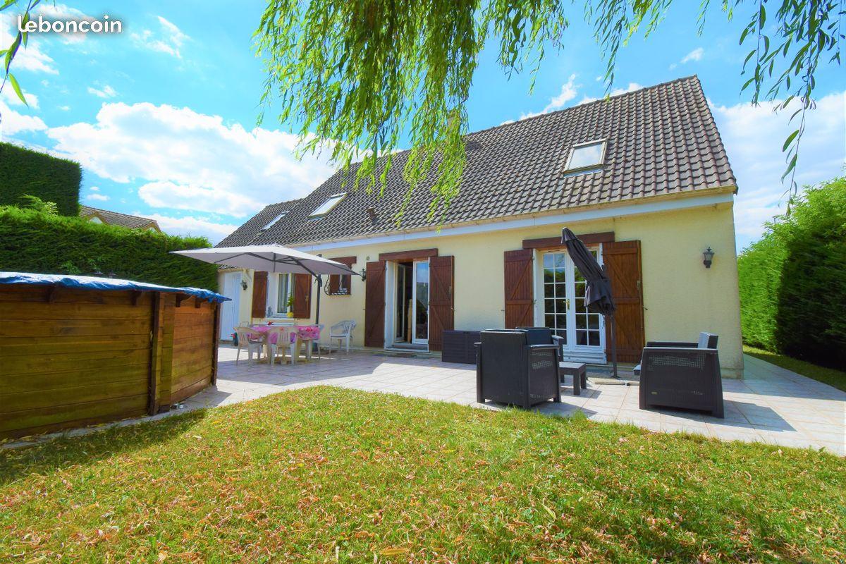 vente Maison 150 m2 + studio sous sol | La Fortelle Immobilier